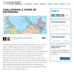Challenging a Vision by Reframing - THNK