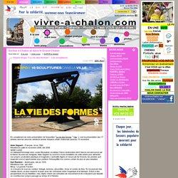 """Chalon Expo """"La vie des formes"""" - Les sculpteurs"""