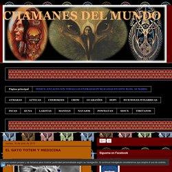 CHAMANES DEL MUNDO: EL GATO TOTEM Y MEDICINA