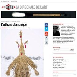 la Diagonale de l'art - L'art trans chamanique - Libération.fr