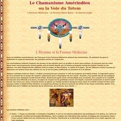 Le Chamanisme Amérindien - L'Homme et la Femme Médecine - La Femme Bison Blanc