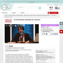 Le chamanisme, fabrique de «chance» - Campus Condorcet – Paris-Aubervilliers