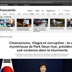 Chamanisme, Viagra et corruption : la vie mystérieuse de Park Geun-hye, présidente sud-coréenne dans la tourmente