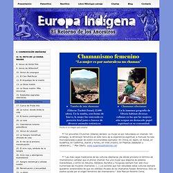 16. Chamanismo femenino - EUROPA INDIGENA - El Retorno de los Ancestros