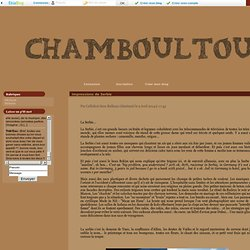 Chamboultou - Tribulations occidentales en terre exotique
