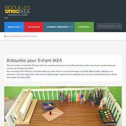 Idées déco et DIY chambre bébé et enfant IKEA
