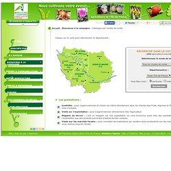 Découvrez l'agriculture d'Ile-de-France