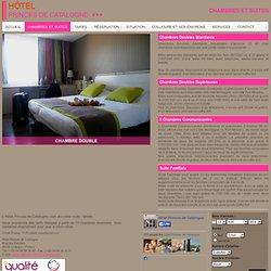 Chambres Hotel Collioure 3 etoiles Princes de catalogne