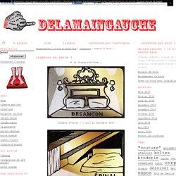 chambres en série 3 - delamaingauche / le blog de sandra baud