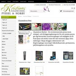 Chameleon Pen Marker till färgläggning