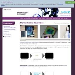 Chameleon® Inks, Coatings, Plastics