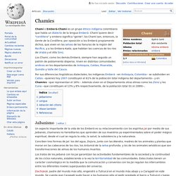 Chamíes