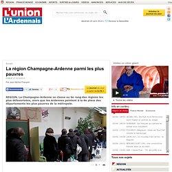 La région Champagne-Ardenne parmi les plus pauvres - Accueil