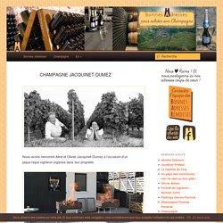 Champagne Jacquinet-Dumez # Bonnes Adresses Rémoises