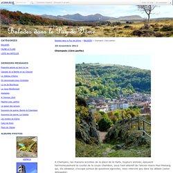 Champeix (1ère partie) - Balades dans le Puy-de-Dôme