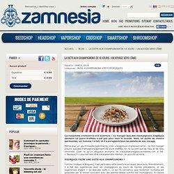 La diète aux champignons de 10 jours : Un voyage vers l'âme - Zamnesia
