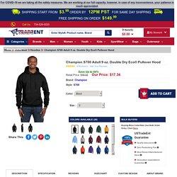 Champion S700 Eco 9 oz. 50/50 Pullover Hood Buy Online
