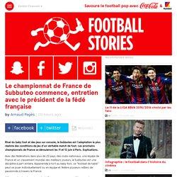Le championnat de France de Subbuteo commence, entretien avec le président de la fédé française
