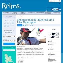 Championnat de France de Tir à l'Arc Handisport