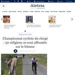 Championnat cycliste du clergé : 50 religieux se sont affrontés sur le bitume
