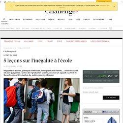 Comment l'école française est devenue la championne des inégalités