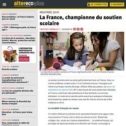 La France, championne du soutien scolaire