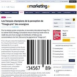 """Les français champions de la perception de """"l'image-prix"""" des enseignes"""
