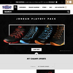 Athletic Shoes - Sportswear | Champs Sports