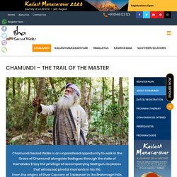 Chamundi - THE TRAIL OF THE MASTER