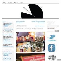 DIY Chan Luu-Style Wrap Bracelet