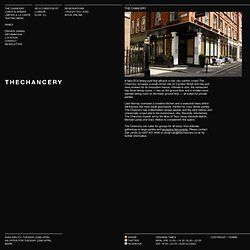 The Chancery Restaurant | About | +44(0)20 7831 4000 | British Fine Dining | No.9 Cursitor Street, Chancery Lane, London, EC4A 1LL