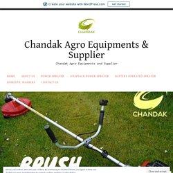 Best Brush Cutter For Your Garden – Chandak Agro Equipments & Supplier