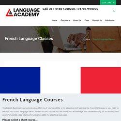French Coaching Classes in Kharar