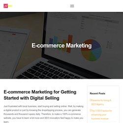 E-commerce marketing agency in Chandigarh - SEO Innovators