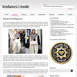 Chanel et les blogueurs