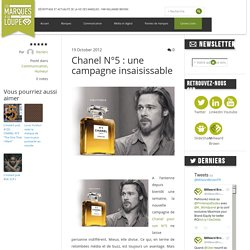 Chanel N°5 : une campagne insaisissable
