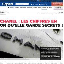 Chanel : les chiffres en or qu'elle garde secrets !