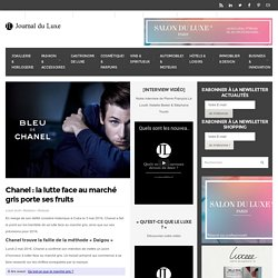 Journal du Luxe.fr Actualité du luxe