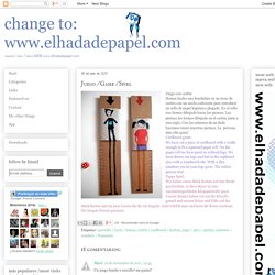 change to: www.elhadadepapel.com: Juego / Game / Spiel