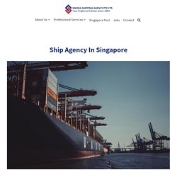 Track the Best Ship Crewing Agent in Singapore
