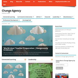 Change Agency | Stephanie Sandifer