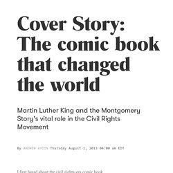 Cover Story: The comic book that changed the world