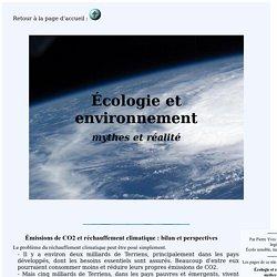 Bilan de la guerre contre les émissions de CO2 et le changement climatique: la défaite