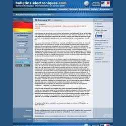 02/29> BE Allemagne561> Sols et changement climatique : plus connectés qu'on ne le pense