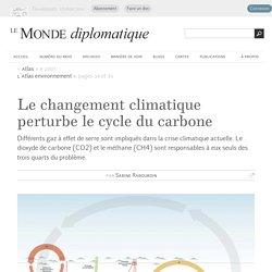 Le changement climatique perturbe le cycle du carbone, par Sabine Rabourdin (Le Monde diplomatique, 2007)