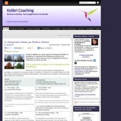 Kolibri coaching - Coaching du management & des dirigeants