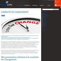 Conduite du changement - Problématiques RH/SIRH -Act-On Group