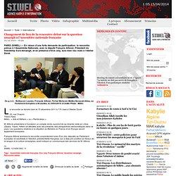 Changement de lieu de la rencontre-débat sur la question amazigh à l'Assemblée nationale française
