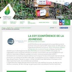 COP21 - Conférence des Nations unies sur les changements climatiques