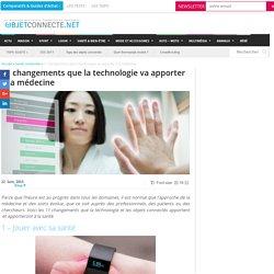 11 changements que la technologie va apporter à la médecine